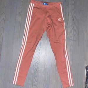 ❌❌SOLD❌❌ Pink Adidas Leggings